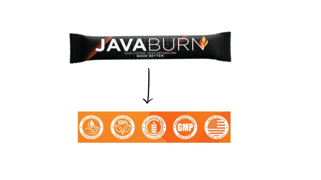 Java Burn pouch