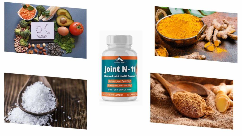 Joint N11 Ingredients